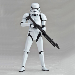 Star Wars  Imperial Stormtrooper160mm PVC製 塗装済み可動フィギュア