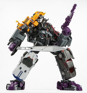 変形 ロボット TransFormMission TFM Menasor 5体セットMotormaster Wildrider Drag Strip Deadend Breakdown