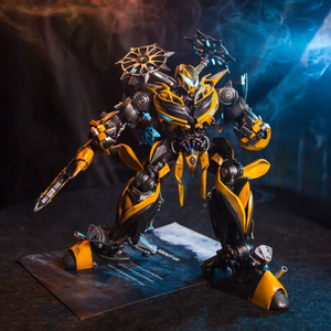 COMICAVE CS Bumblebee 1/18 75%合金 变形不可