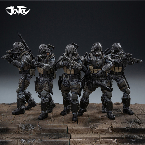 JOYTOY 暗源 1/18 US ARMED FORCES 5点セット