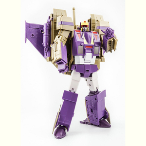 おもちゃ  合金 変形 ロボット KEITH'S FANTASY CLUB  KFC EAVI METAL Blitzwing