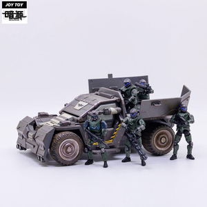 JOYTOY 暗源 1/25 SCOUT CAR & NINTH LEGION 6点セット