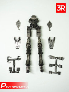 3R Diecast Skeleton X13A MG 1/100 PROVIDENCEのアップグレードキット [本体無し]