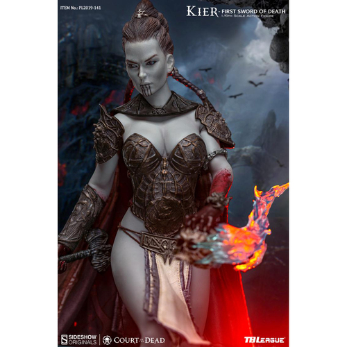 おもちゃ TBLeague x Sideshow PL2019-141 1/6 Scale Kier-First Sword of Death  Action Figure