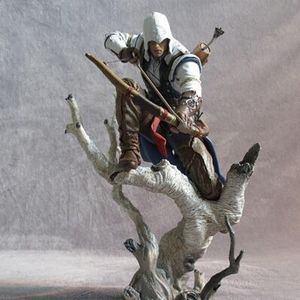 Assassin's Creed 3 Connor 280mm PVC製 不可動