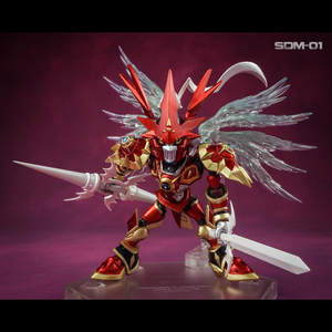 TUNGMUNG  EX FIRST SDM-01 SDデュークモン Dukemon